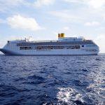 Costa Victoria - Blick vom Tenderboot