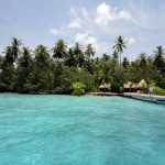 Ankunft auf Bandos Island