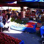 Gemüsemarkt in Kusadasi