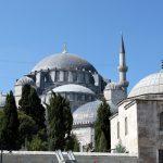 Süleymaniye-Moschee vom Südosten