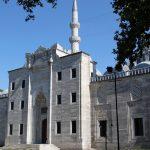 Süleymaniye-Moschee Eingang