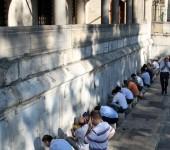 Reinigung vor dem Gebet