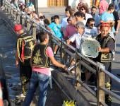 Fischverkauf am Bosporus