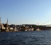 Bosporustour per Schiff