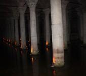 Cisterna Basilica in Istanbul