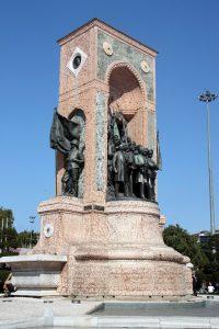 Denkmal der Republik - Taksim Platz