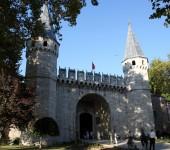 Eingangstor Topkapi Palast