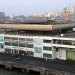 Ankunft - Hafen Mumbai