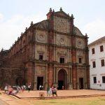 Bom Jesus Kathedrale - Old Goa
