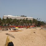 Bogmallo Beach in Goa