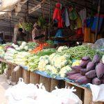 Gemüsemarkt in Kochi