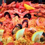 Paella - Spanischer Abend