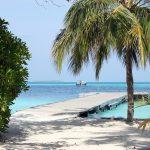 Anlegesteg auf Bandos Island