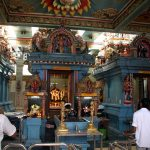 Sri Tempel von innen