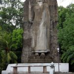 Aukana Buddha in Colombo