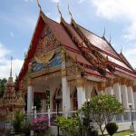 Wat Mongkhon Nimit in Phuket