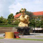 Goldener Drachen - Phuket Town