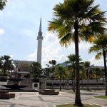 Nationalmoschee Kuala Lumpur
