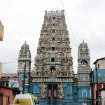 Sri Tempel in Colombo