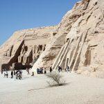 Tempelanlage von Abu Simbel
