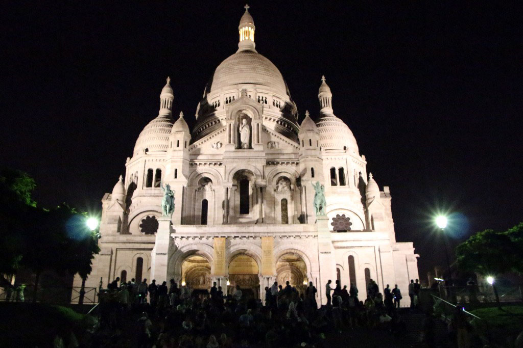 Sacrè-Coeur Paris