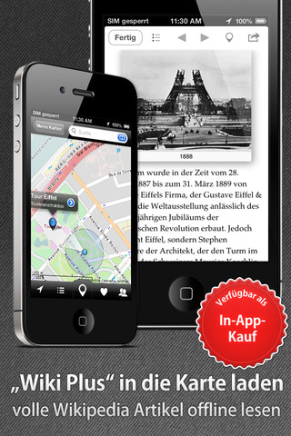 Citymaps 2 go Paris