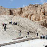 Ausgrabungen im Tal der Könige
