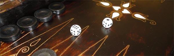 Backgammon - ein perfektes Reisespiel