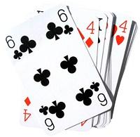 Kartenspiele für die Reise