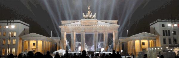 Silvester 2012 am Brandenburger Tor
