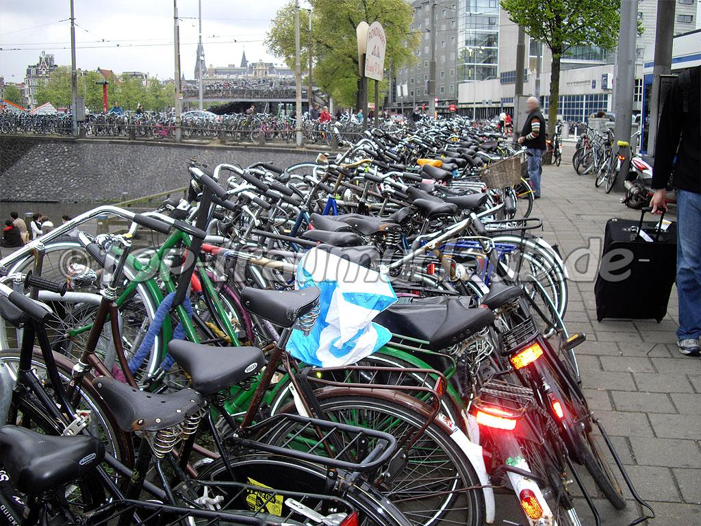 Amsterdam - Fahrradhauptstadt