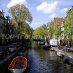 Gracht in Amsterdam