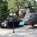 Kriegsopfermuseum in Saigon