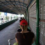 Binh Khanh Fähre - Wartebereich