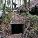 Rung Sac - Bunker, Stege, Haus