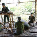 Rung Sac - Vietnam-Krieger