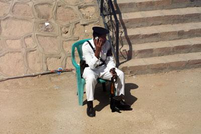 Ägypten Sicherheit