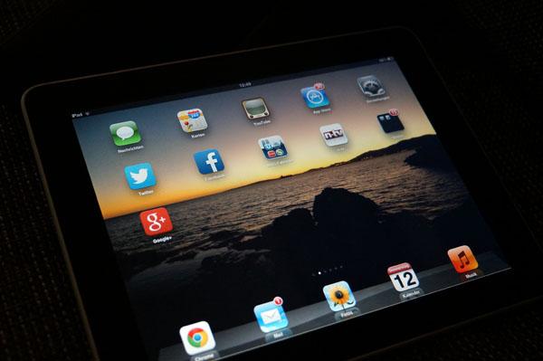 Tablet PC - USA Flüge