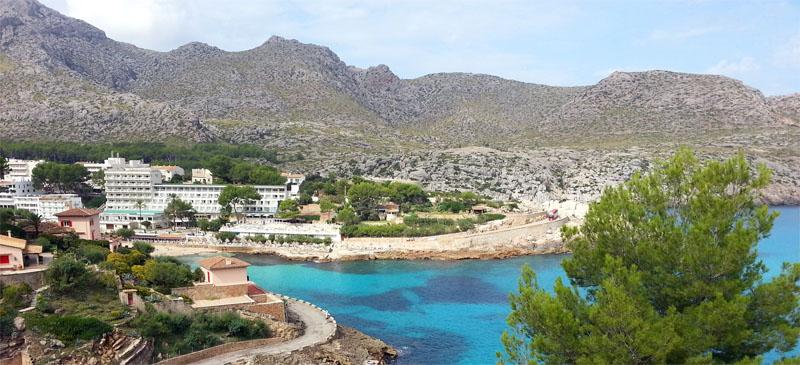 Mallorca - Bucht im Norden