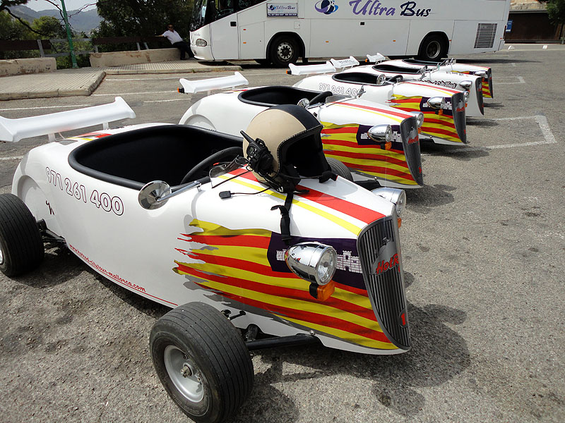 Mallorca - HotRod Tour