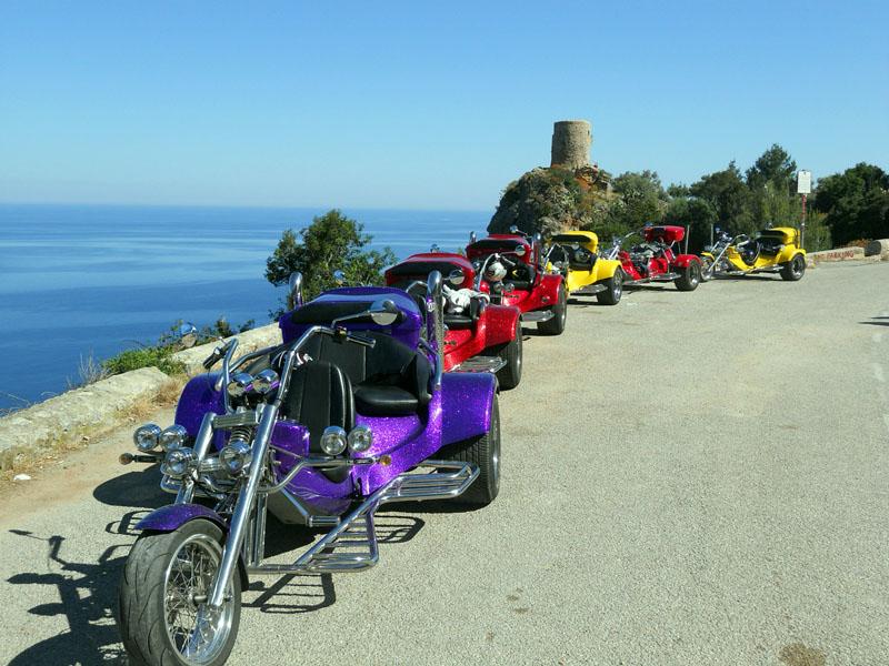 Mallorca - TrikeTour