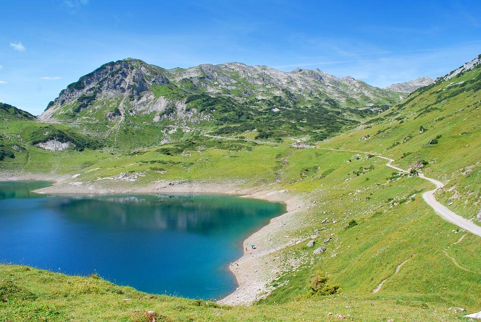 Formarinsee - Vorarlberg