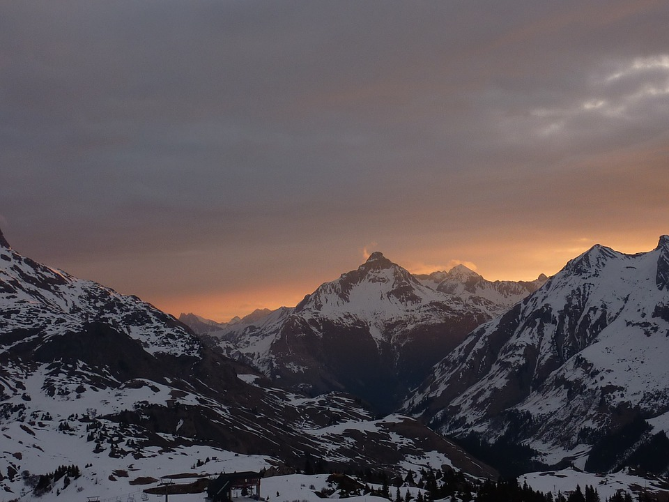 Kriegerhorn - Lech am Arlberg