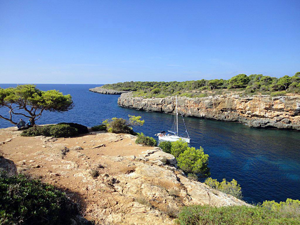 Bucht Cala Pi
